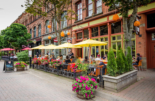 Contact East 2019 Host City: Charlottetown, PE | Downtown Victoria Row