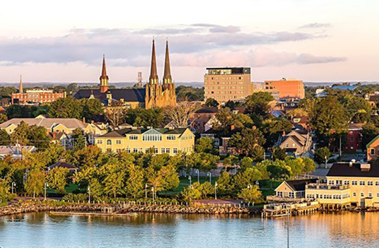 Contact East 2019 Host City: Charlottetown, PE | Waterfront